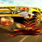 Highway zombies game
